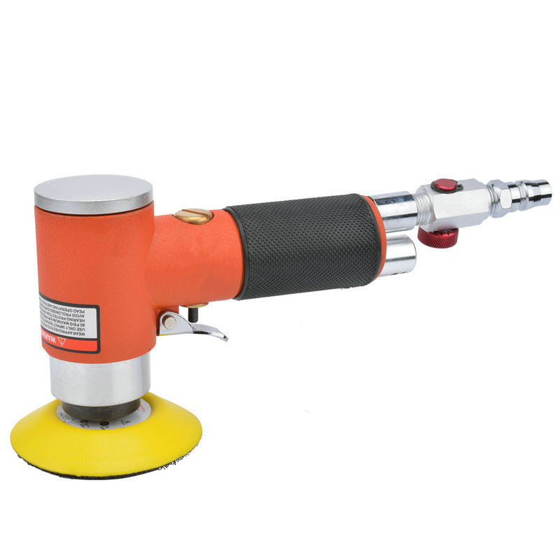 ФОТО pneumatic sander sanding machine 3 inch grinding tool air grinder compact superior performance polishing tool light weight