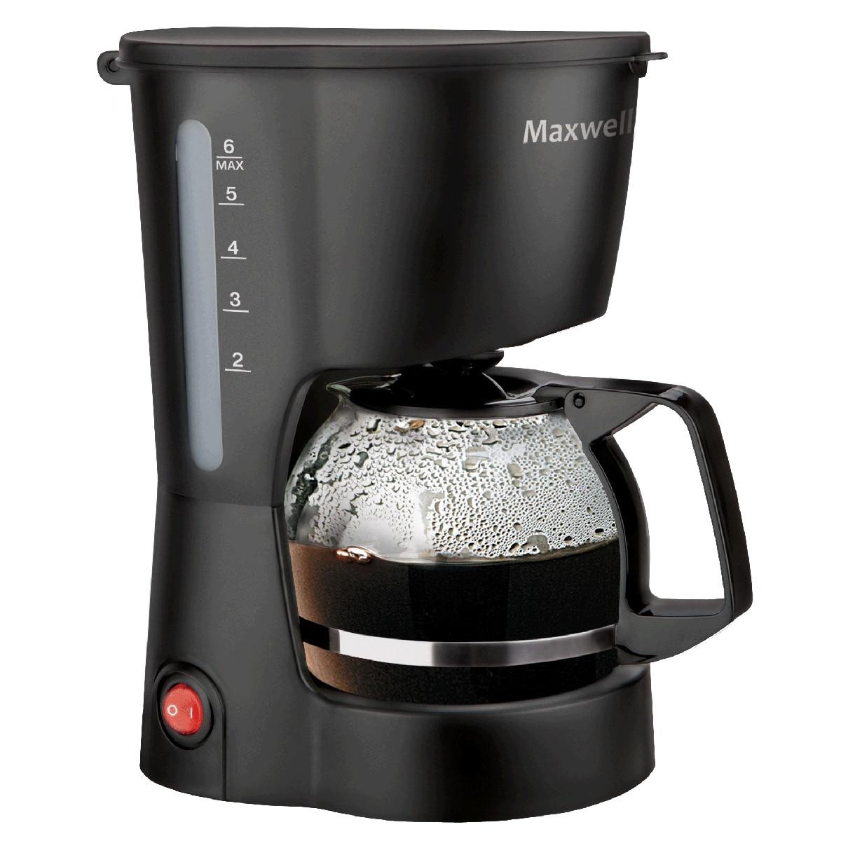 Coffee maker MAXWELL MW-1657(BK) full automatic sambusa maker food dumpling maker machine industrial automatic momo dumpling maker
