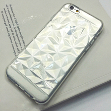 3D Diamond Phone Case iPhone 5 5 S SE 6 6 S 6 Plus 6S Plus 7 7 Plus