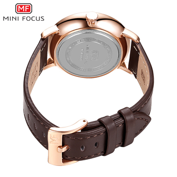 Top Brand Luxury Quartz Watch Men Calendar Bussiness Leather relogio masculino Waterproof reloj hombre 1