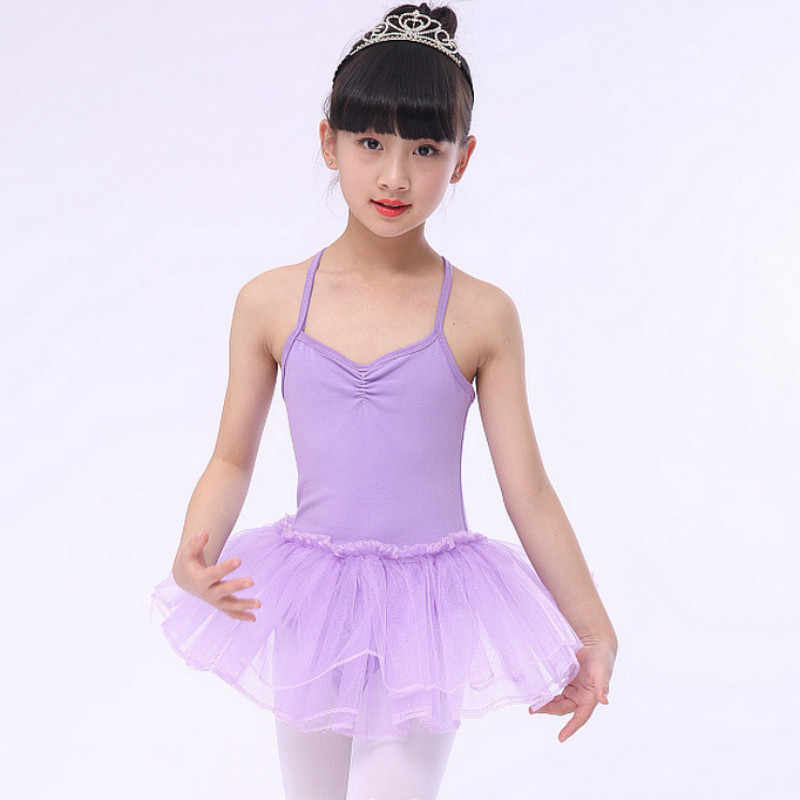 7abe6c619 Infant Toddler Kids Children Ballet Tutu Dress Dance Costume Pink Fairy For Children  Dancewear gymnastics leotard