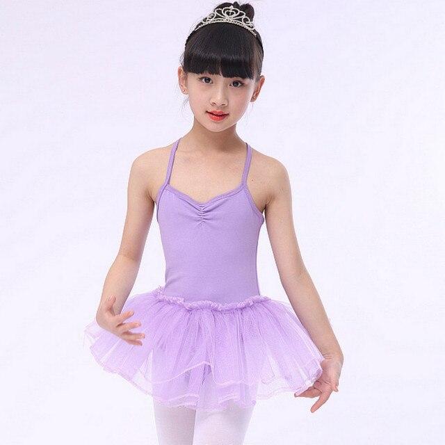 b0be5310a136 Infant Toddler Kids Children Ballet Tutu Dress Dance Costume Pink ...