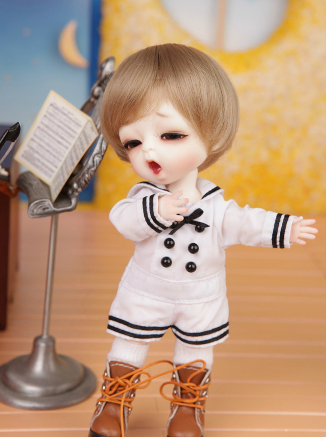 AoaoMeow bjd doll 1/8 louis