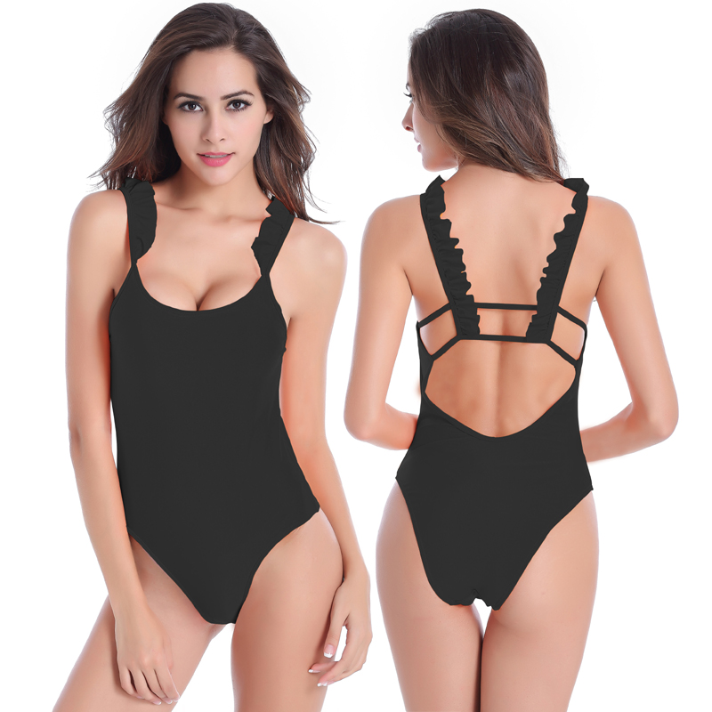 2017 Bathing Suit Cover Ups Thong Bikini Sexy One Piece Swim Suits for Women Hot Sale Swimwear for Girls Push Up Sets Bikinis one piece swimsuit cheap sexy bathing suits may beach girls plus size swimwear 2017 new korean shiny lace halter badpakken