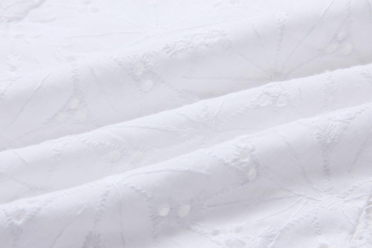 Darmowa strusia luksusowa seksowna biała koronkowa bluzka koszula kobiety Off ramię Slash Flare rękaw bluzki damskie lato drążą topy