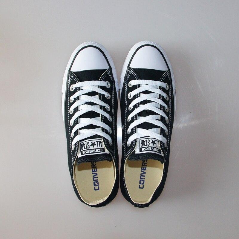 2018 CONVERSE origina all star chaussures nouvelle Chuck Taylor uninex classique de sneakers homme et femme de Planche À Roulettes Chaussures 101000 - 6