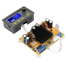 цена на DC-DC Adjustable Step Up Boost Module 5A LCD Digital Automatic Step-up Step-down Voltage Power Supply Module