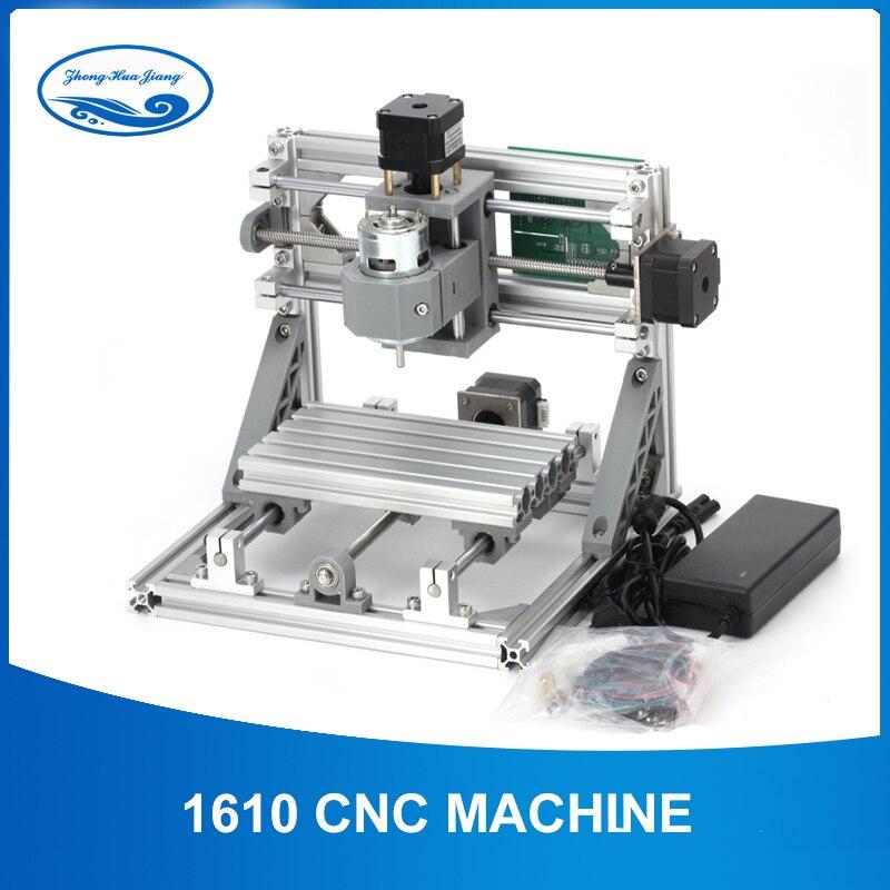 CNC Wood Rounter 1610 GRBL control Diy mini CNC machine working area 16x10x4 5cm 3 Axis