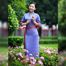 2018 Summer Tibetan female Daily wear Tibet Ethnic flavor cl
