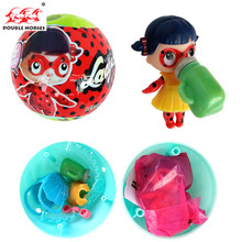 New LOL LadyBug Can Spray Water font b Toys b font Boneca Surprise Doll Magic Funny