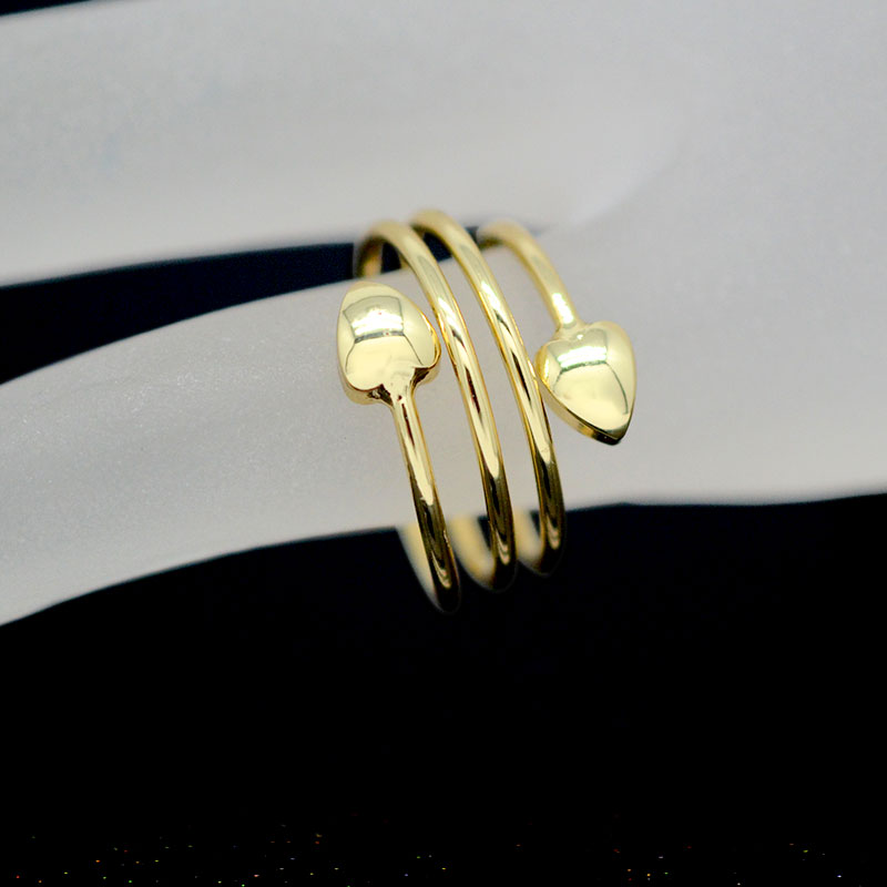 Ringe Escalus Hochzeit Bands Bio Energie Frauen Magnetische Ring Zubehör Geschenk Resizable Weibliche Magneten Ringe Schmuck Finger Verschleiß Charme