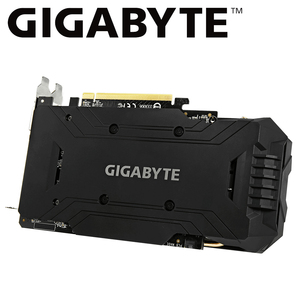 Image 4 - GIGABYTE graphic card GTX1060 3GB Graphics Cards by NVIDIA Geforce gtx 1060 OC GDDR5 192 Bit Hdmi VGA Video Card Used Cards