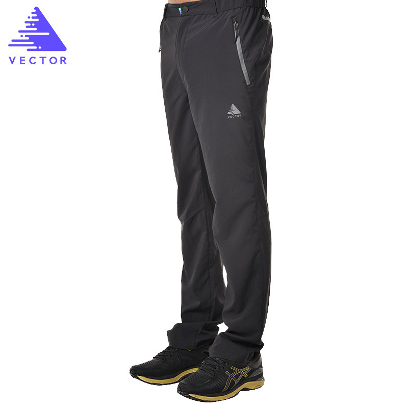 VECTOR Quick Dry Camping Hiking Pants Men Women Elastic Breathable Outdoor Sports Trousers Mountaineering Trekking Running 50026 цена