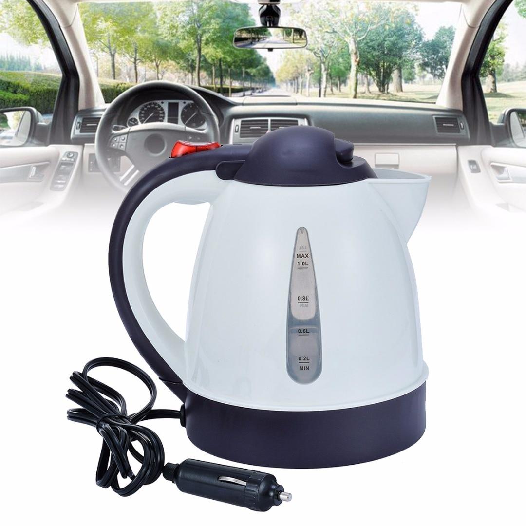 12V PORTABLE CAR HOT WATER ELEMENT BOILER TEA COFFEE CAMPING BABY CARAVAN BOAT