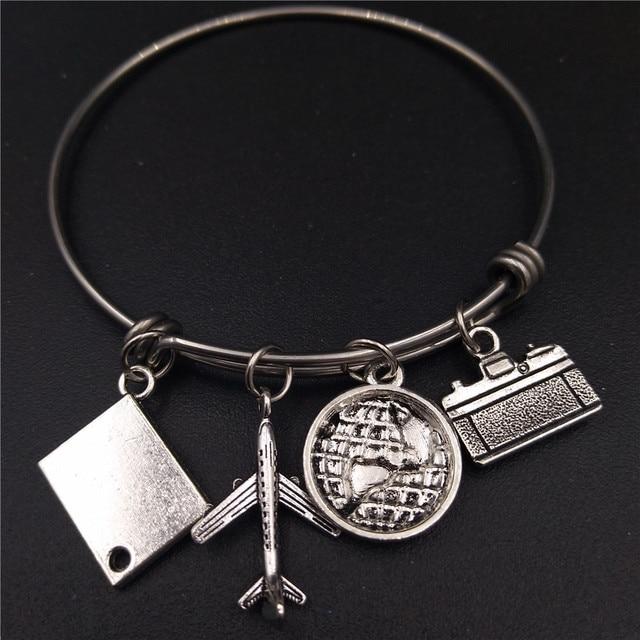 Купить расширяемый браслет из нержавеющей стали 25 дюйма браслет для