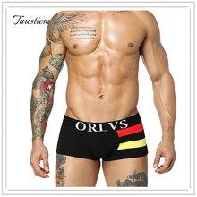 Новые модные мужские трусы, мужские трусы с низкой талией, однотонные хлопковые Дышащие Боксеры, мужские трусы-боксеры, мужское нижнее белье, трусы