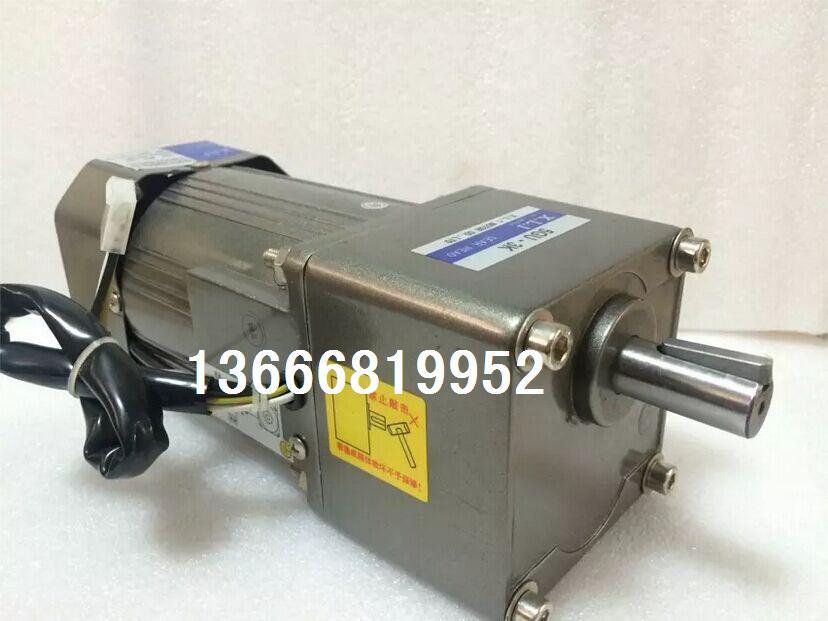 5GU-60W / reinforced single-phase 220V adjustable speed motor AC gear motor motor mini 60w ac220v90w 0 500rpm 2m90gn c single phase speed decelerating gear motor suitable for mechanical equipment power tools diy etc