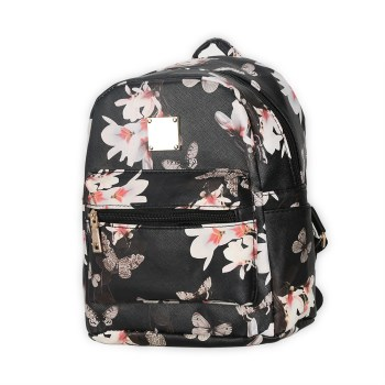 3584 P clásico fresco mochila moda mochila escolar mochila portátil