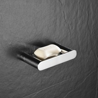 Brushed Nickel stainless steel soap holder High quality Soap dish