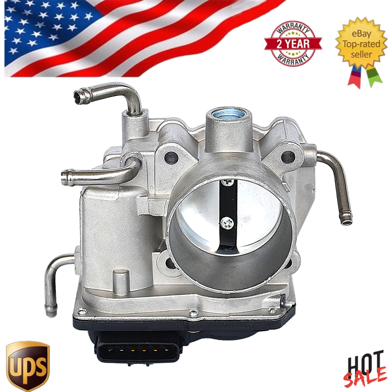 2203028070 Throttle Body fits Toyota Matrix Camry Corolla RAV4 2.4L Scion tC xB