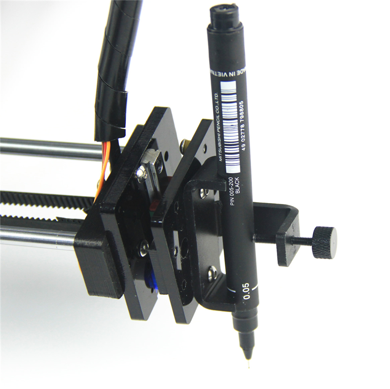 XY Plotter DIY Drawbot Pen Drawing Robot Machine CNC V3 Shield  Toys
