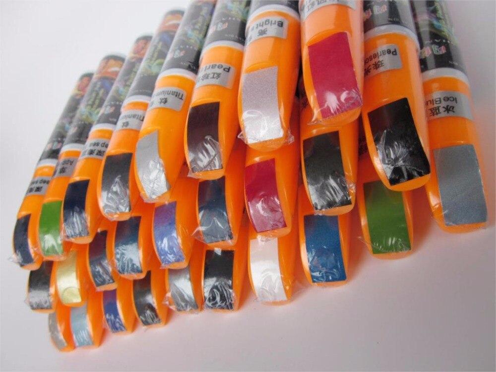 HOT sale Car Pro Mending 1Pcs car scratch repair Paint Pro Mending pen Clear Original color For Choices