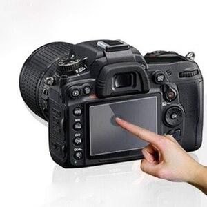 Image 4 - Nieuwe Camera Optische Gehard Glas Lcd Screen Panel Film Protector 0.4 Mm Hd Guard Waterdichte Hoes Voor Nikon D3100 D3200 d3300