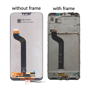 Image 2 - Original For Xiaomi Redmi 6 Pro LCD Display Touch Screen Digitizer Assembly For Xiaomi Mi A2 Lite LCD Display Screen Spare Parts