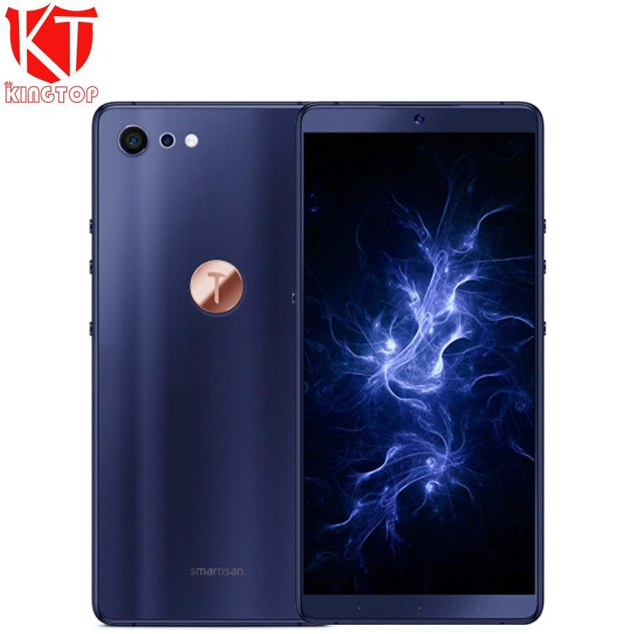 "Original Smartisan Nut Pro 2S Mobile Phone 6.01"" 4GB RAM 6GB ROM Snapdragon 710 Octa Core 2.2GH Face ID Dual Camrea Smartphone"