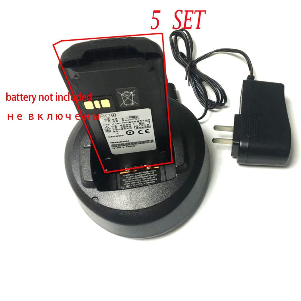 5 PCS Schwarz Batterie Ladegerät für Motorola Walkie Talkie für CP185 EP350 CP476 CP477 CP1300 CP1600 CP1660 P140 P145 P160-in Funkgeräte aus Handys & Telekommunikation bei AliExpress - 11.11_Doppel-11Tag der Singles 1