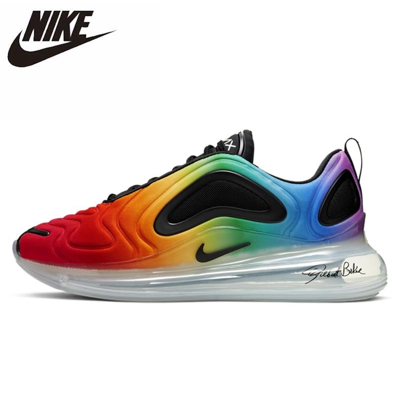 Nike air max 720 betrue original nova chegada homens correndo sapatos almofada de ar esportes tênis confortáveis # cj5472-900