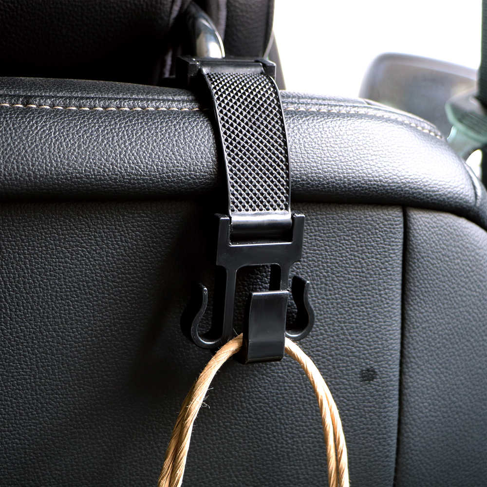 Detail Feedback Questions About 1 Piece Auto Rear Racks Hook Seat