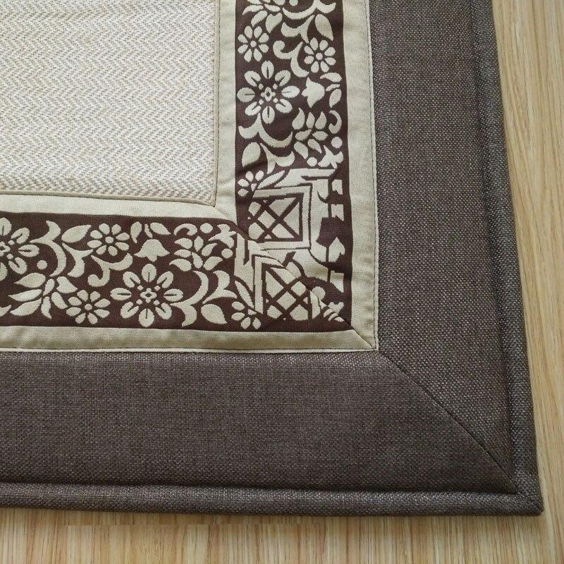 Aliexpress.com : Buy Japanese Floor Carpet Rug Large 2 Size 180/230cm Futon  Mat Portable Tatami Pad Fashion Coffee Carpet Living Room Rug Mattress From  ...