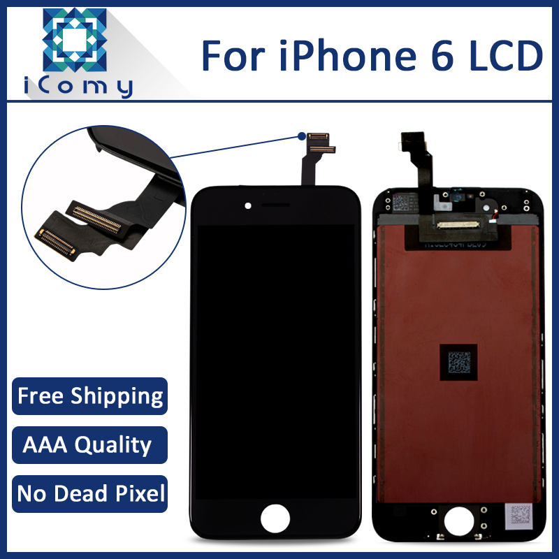 Shenchao 4 7 Display Screen LCD For iPhone 6 LCD Display Screen Digitizer Assembly Repair Rplacements