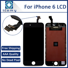Shenchao 4.7″ Display Screen LCD For iPhone 6 LCD Display Screen Digitizer Assembly Repair Rplacements Black / White For iPhone6