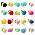 1Pcs 50g Soft Smooth Natural Bamboo Cotton Hand Knitting Yarn Baby Cotton Yarn Knitted