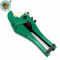 BERRYLION Semi Automatic Plastic Pipe Cutter Aluminum Alloy Body 42mm PVC PU PP PE Hose Water