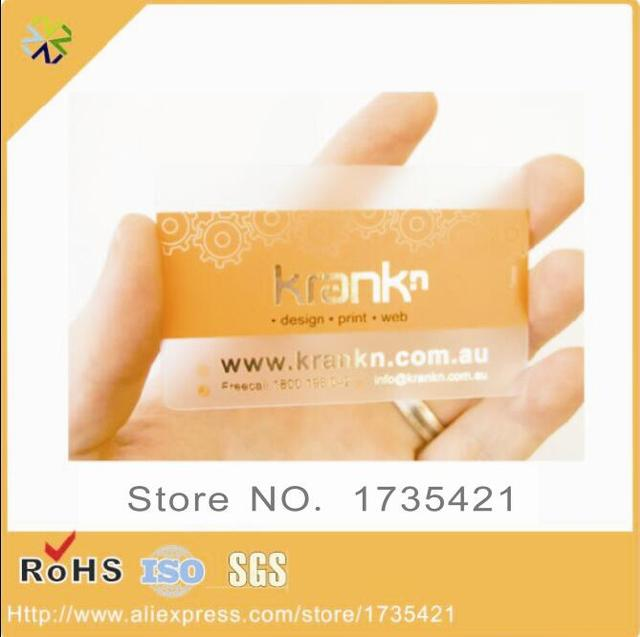 1000pcslots cmyk printing standard size frosted plastic name card 1000pcslots cmyk printing standard size frosted plastic name card membership name card visiting business reheart Choice Image