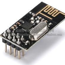 NRF24L01+ модуль беспроводного приемопередатчика SI24R1 2,4G