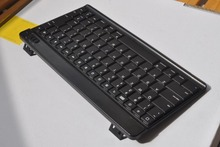 "10"" bluetooth keyboard with russian letters for Samsung Galaxy Tab Lenovo IdeaPad S8-50 ASUS ZenPad Dell Venue 8 android"