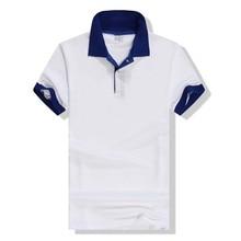 e7dc91aa817 Summer Unisex Office Man Men Women Patchwork Polos Shirts Company Team  Class Uniform Tee Shirt Homme