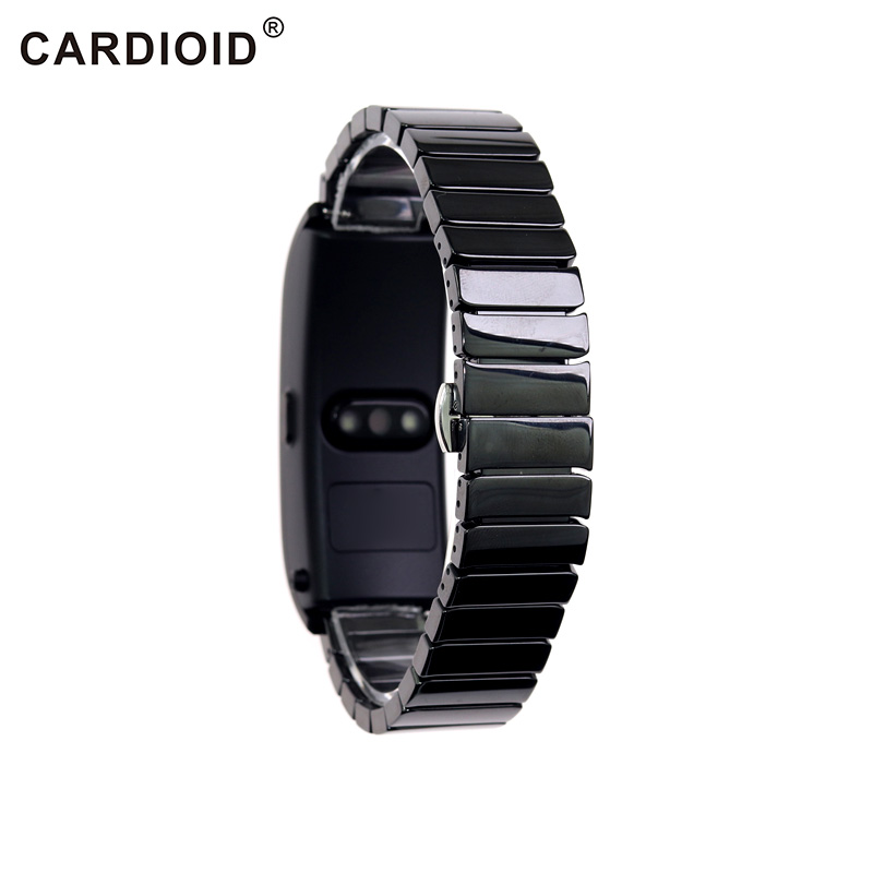 Ceramic 16mm 18mm Watchband For HUAWEI Series Accessories Unbreak Watch Bands Dull Polish Smooth Watch Strap For HUAWEI B5 B3Ceramic 16mm 18mm Watchband For HUAWEI Series Accessories Unbreak Watch Bands Dull Polish Smooth Watch Strap For HUAWEI B5 B3