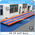 Free Shipping 12x2.7m Gymnastics Professional Air Track,Cheap Gym Mats,Inflatable Gym Air Track