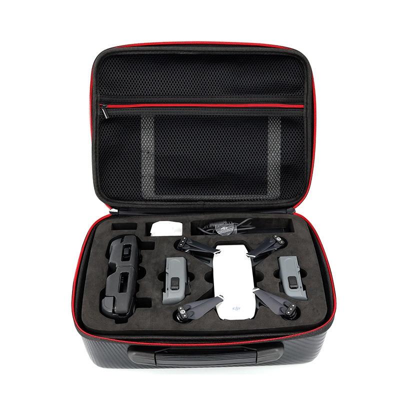где купить Waterproof Spark Bag Box Case Accessories for DJI Spark Drone Storage Bag Carry Case по лучшей цене