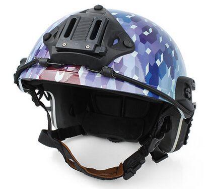 ФОТО FMA-BAL-CL cycling helmet Limited Edition BAL modular extreme outdoor sports helmets