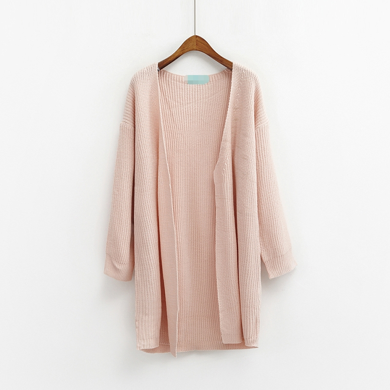 Compare Prices on Pink Sweater Coat- Online Shopping/Buy Low Price ...