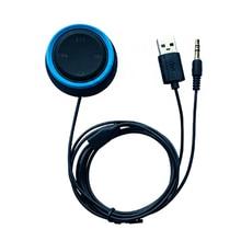 Универсальный Bluetooth 4,0 автомобильный комплект свободные руки шумоподавление MP3 плеер передатчик AUX аудио музыкальный приемник Автомобильное зарядное устройство