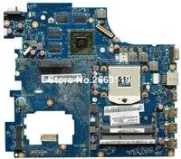 Laptop moederbord voor lenovo G770 Y770 LA-6758P systeem moederbord  volledig getest