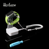 Apple Watch Security Stand Iwatch Display Alarm Smart Watch Acrylic Holder For Retail Store Exhibition And