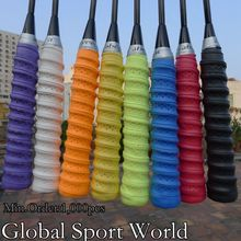 Wholesales 1,000pcs ( Free Shipping by DHL/UPS) Abcyee PU Anti-slip EVA Tennis overgrips sticky feel badminton racket overgrips(China)